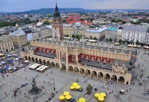 Picture of Krakow Poland