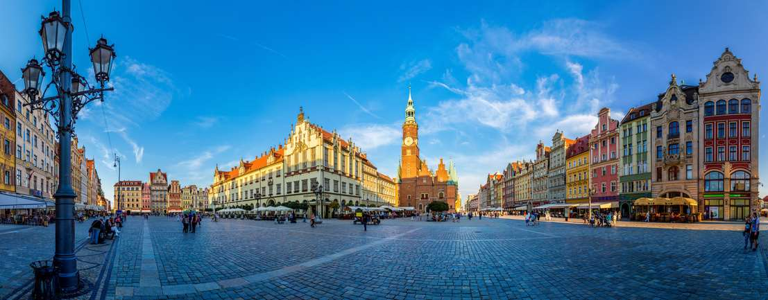 Poland Vacation Krackow